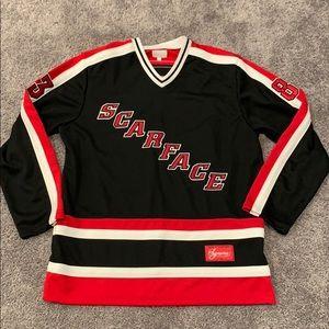 Supreme Scarface Montana Hockey Jersey